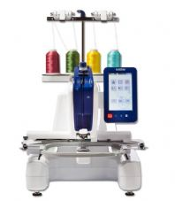 Brother VR Single Needle Semi Commercial  Embroidery Machine With Free-Arm Embroidery